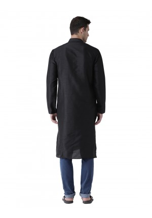 MLS Black Kurta