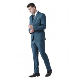MLS Blue Formal Suit