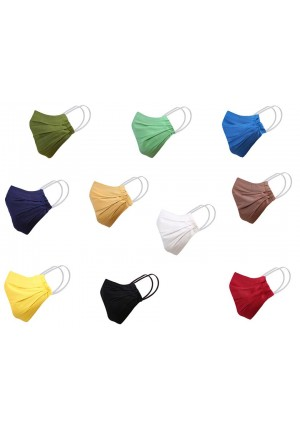 MLS Cotton 10 pcs Mask