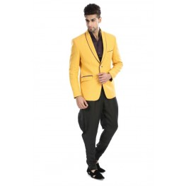MLS Yellow Linen Coat
