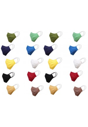 MLS Cotton 20 pcs Mask