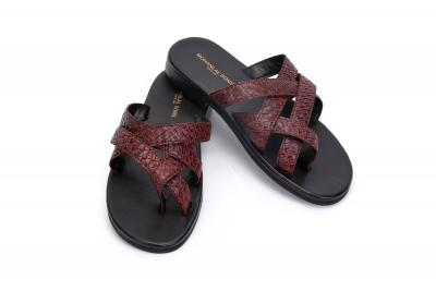 MLS BROWN SANDAL